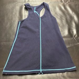 Ivivva kids tank top relaxed fit size 8 kids